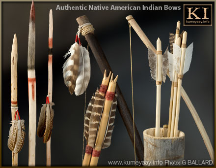 PRIMITIVE HUNTING WEAPONS