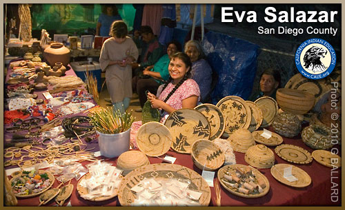 EVA SALAZAR Famous Native American Indian Artist Beautiful ...