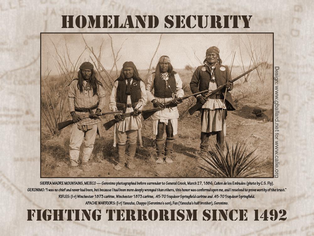chiricahua apache tribe