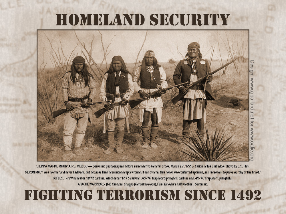  american indians fighting terrorists since 1492