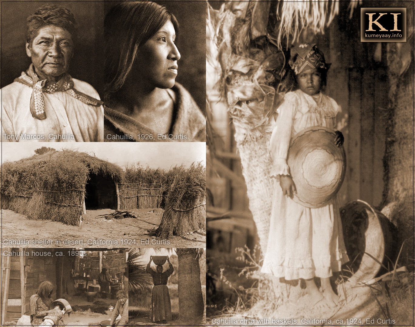 LOS COYOTES INDIAN RESERVATION Photos Native American Cahuilla ...