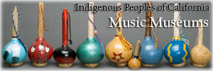 California Indian Music