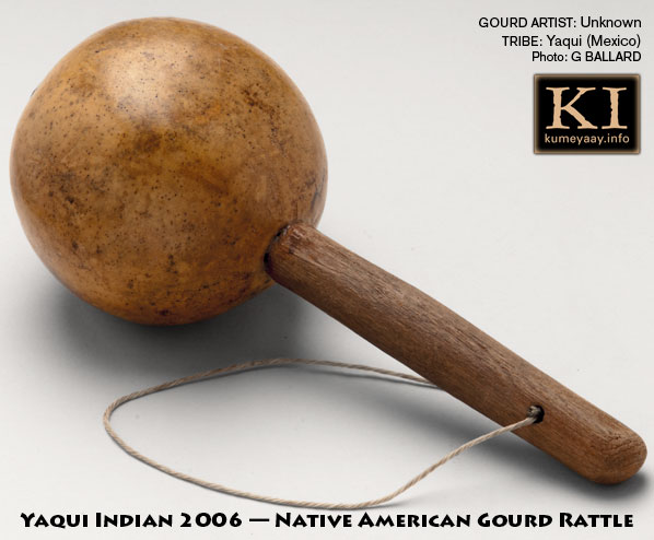 Native American Instruments Crafts