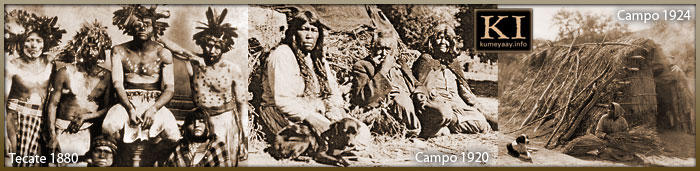 HISTORICAL SAN DIEGO COUNTY INDIAN PHOTOS