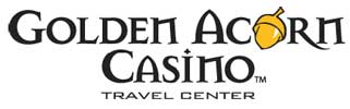 Golden Acorn Casino Logo